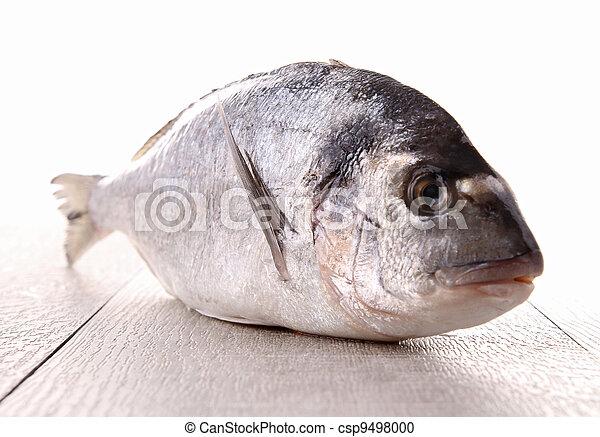 otrzyjcie skórę rybę - csp9498000