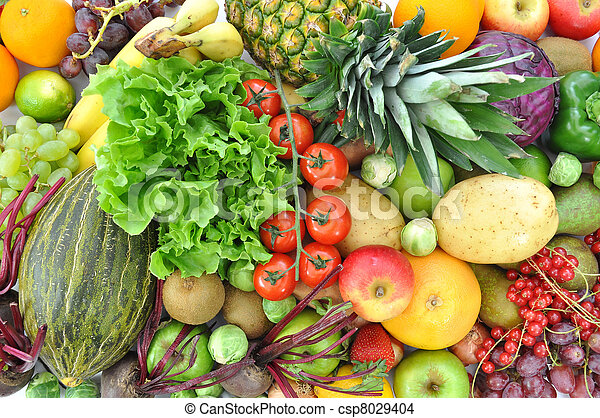 owoc, warzywa - csp8029404