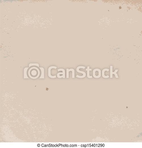 papier, stary, struktura - csp15401290