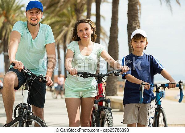 para, bicycles, syn - csp25786393
