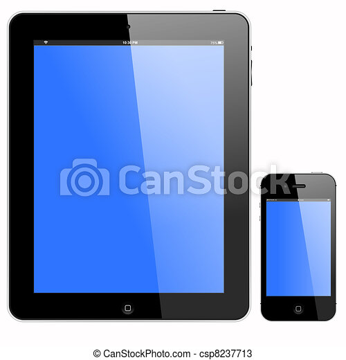 pc, smartphone, tabliczka - csp8237713
