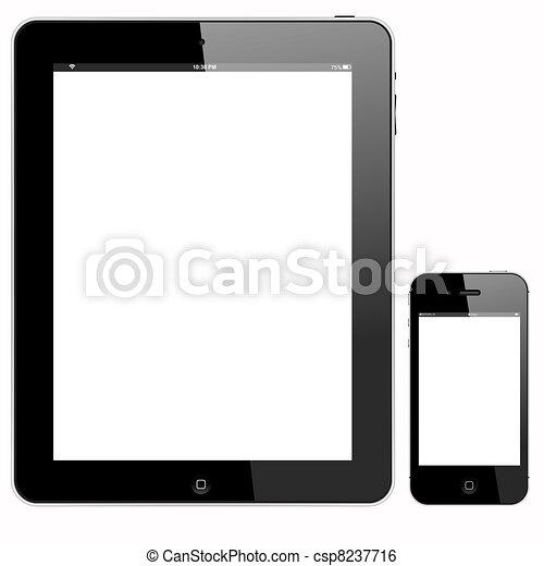 pc, smartphone, tabliczka - csp8237716