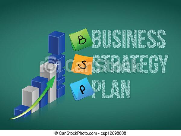 plan, handlowa strategia - csp12698808