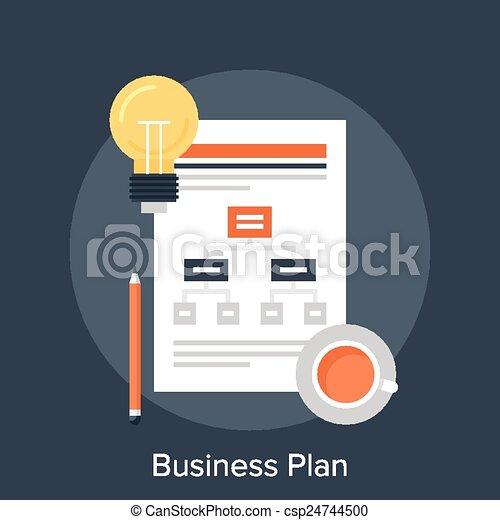 plan, handlowy - csp24744500