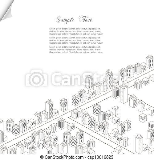 pojęcie, architektura, tło - csp10016823