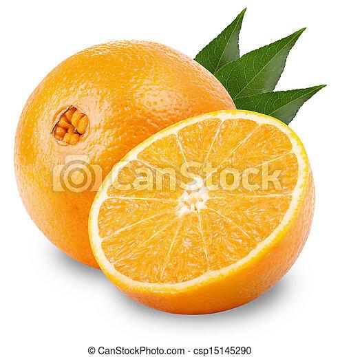 pomarańcza, owoc - csp15145290