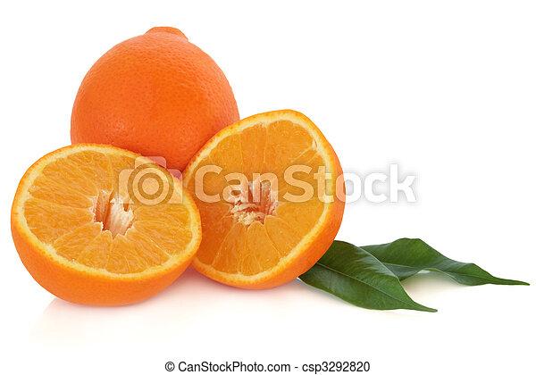 pomarańcza, owoc - csp3292820