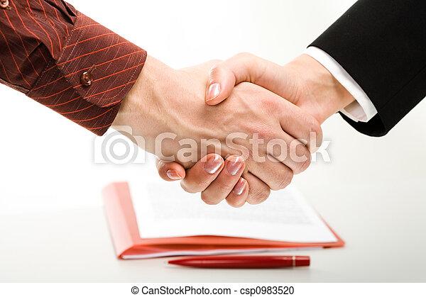 porozumienie, handlowy - csp0983520