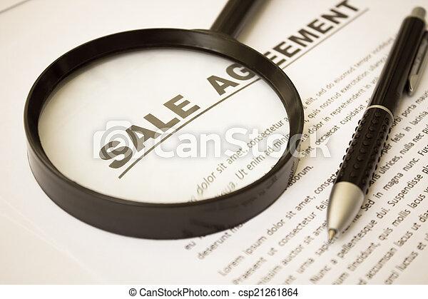 porozumienie, sprzedaż - csp21261864