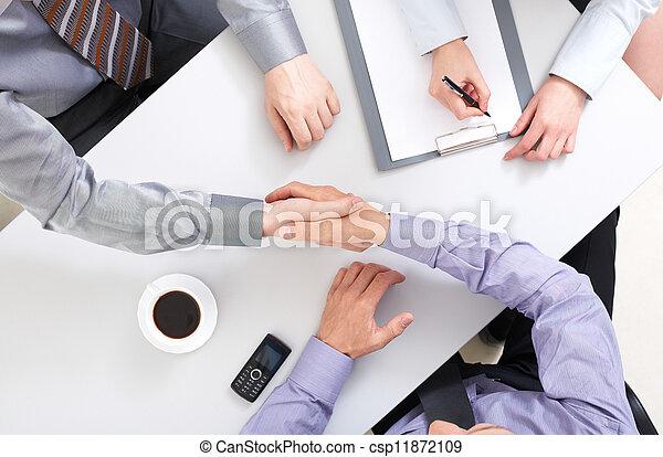 porozumienie - csp11872109