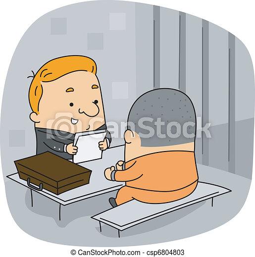 prawnik - csp6804803