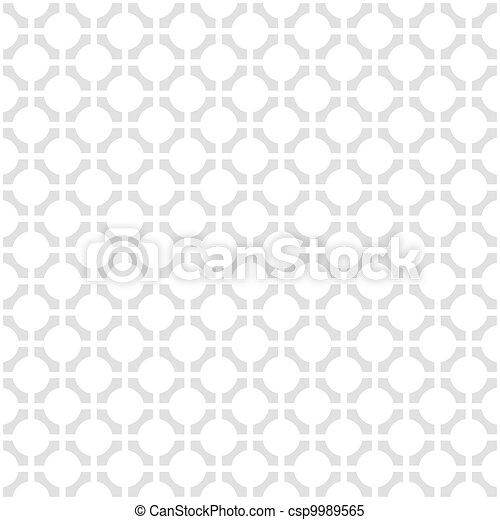 prosty, próbka, -, seamless, struktura, wektor - csp9989565