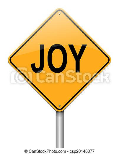 radość, concept. - csp20146077