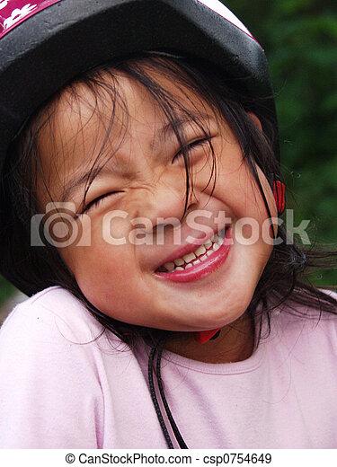 radość, dzieci - csp0754649
