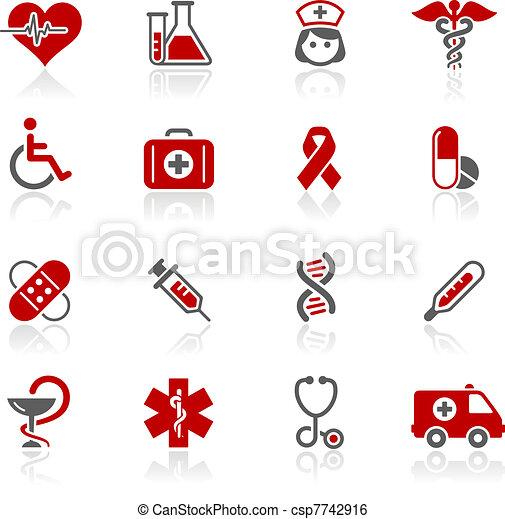 redico, &, /, wrzosiec, medycyna, troska - csp7742916