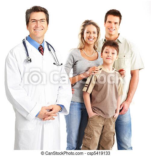 rodzinny doktor - csp5419133