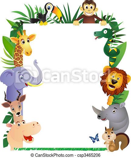 rysunek, zwierzę - csp3465206