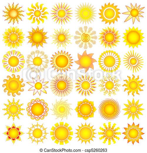 słońce wystawiają - csp5260263