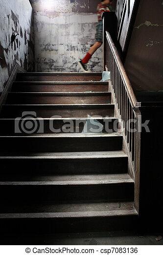 schodki do góry - csp7083136
