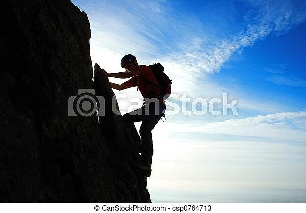skała-wspinaczkowa - csp0764713