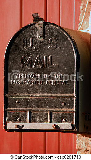 skrzynka pocztowa, na - csp0201710