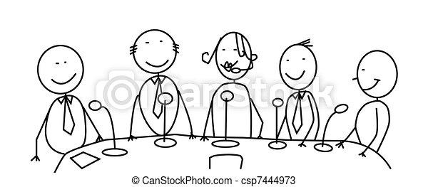 spotkanie, drużyna - csp7444973