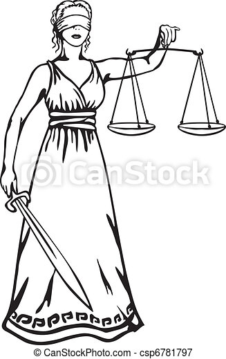 sprawiedliwość, -, bogini, themis - csp6781797