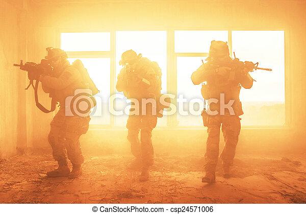 stany, radiopelengatory, zjednoczony, czyn, armia - csp24571006