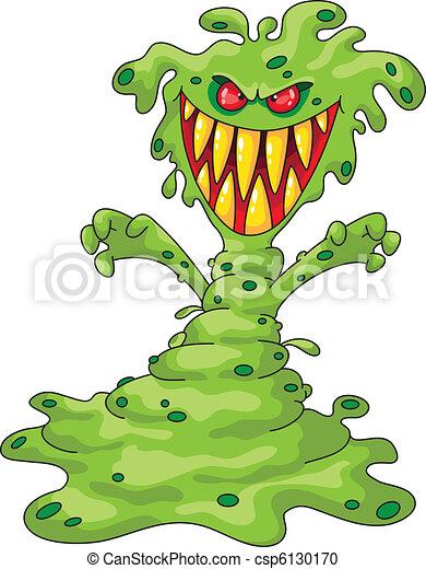 straszliwy, potwór - csp6130170