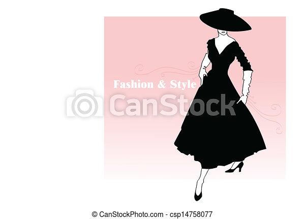 styl, fason - csp14758077