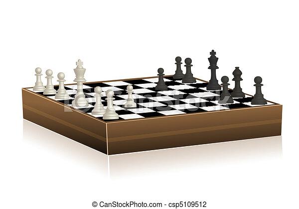 szachowa deska - csp5109512