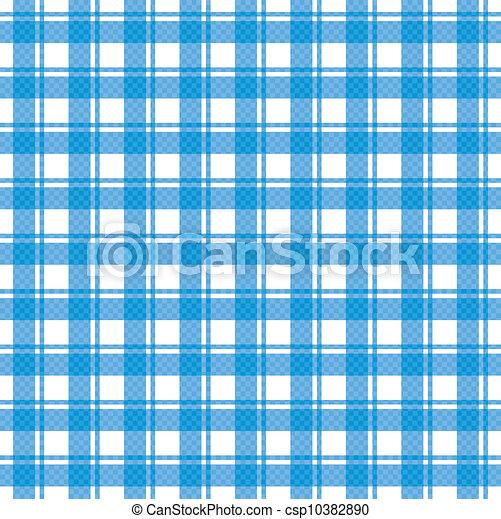 tablecloth, ilustracja, wektor - csp10382890