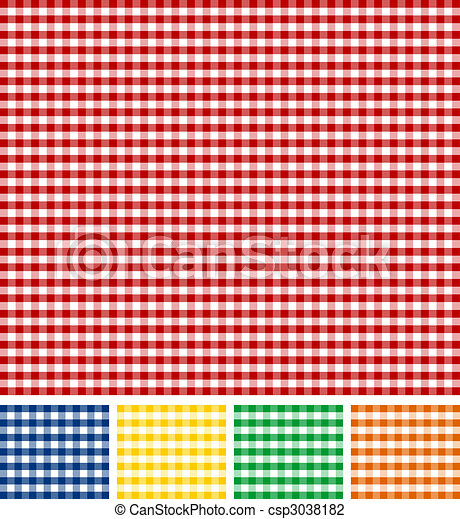 tablecloth, piknik, struktura - csp3038182