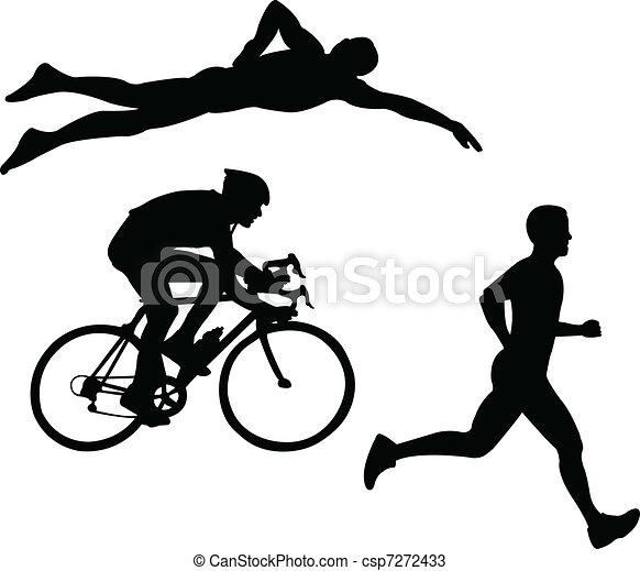 triathlon - csp7272433