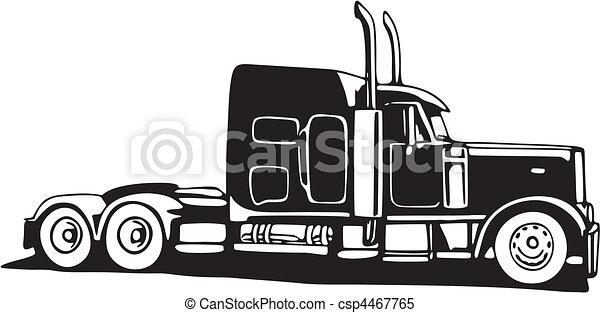 wózek - csp4467765