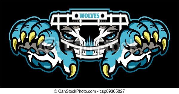 wolves, piłka nożna - csp69365827