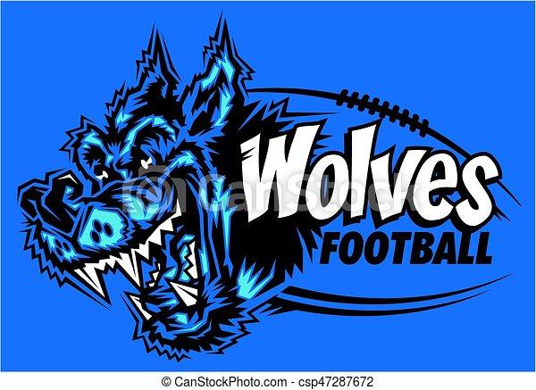 wolves, piłka nożna - csp47287672