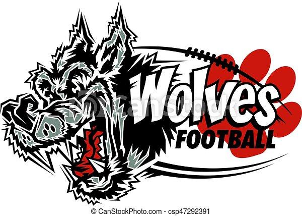 wolves, piłka nożna - csp47292391