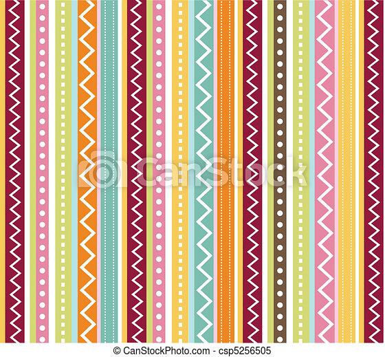 wzory, boże narodzenie, seamless, struktura - csp5256505