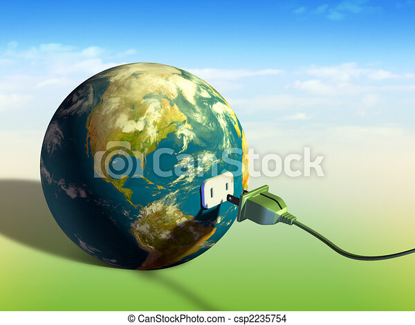 ziemia, energia - csp2235754