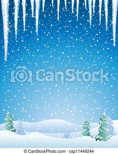 zima - csp11449244