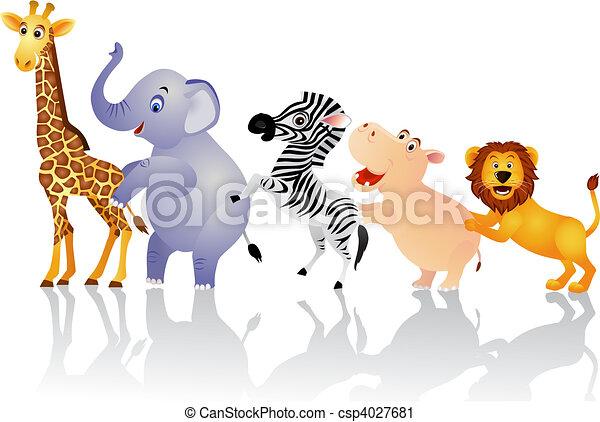 zwierzę, szczęśliwy - csp4027681